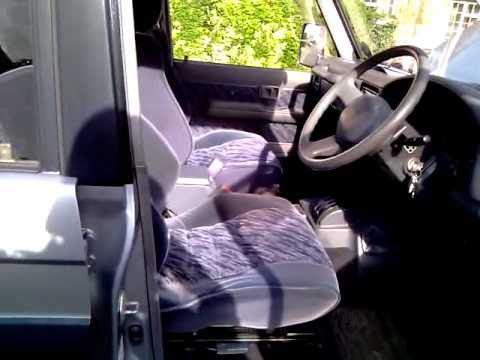 Toyota Landcruiser PRADO KZJ 78 3.0 turbo diesel auto 4x4 1kzTe - for sale 4x4xfaz