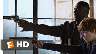 The Dark Tower (2017) - The Gunslinger's Creed Scene (7/10) | Movieclips