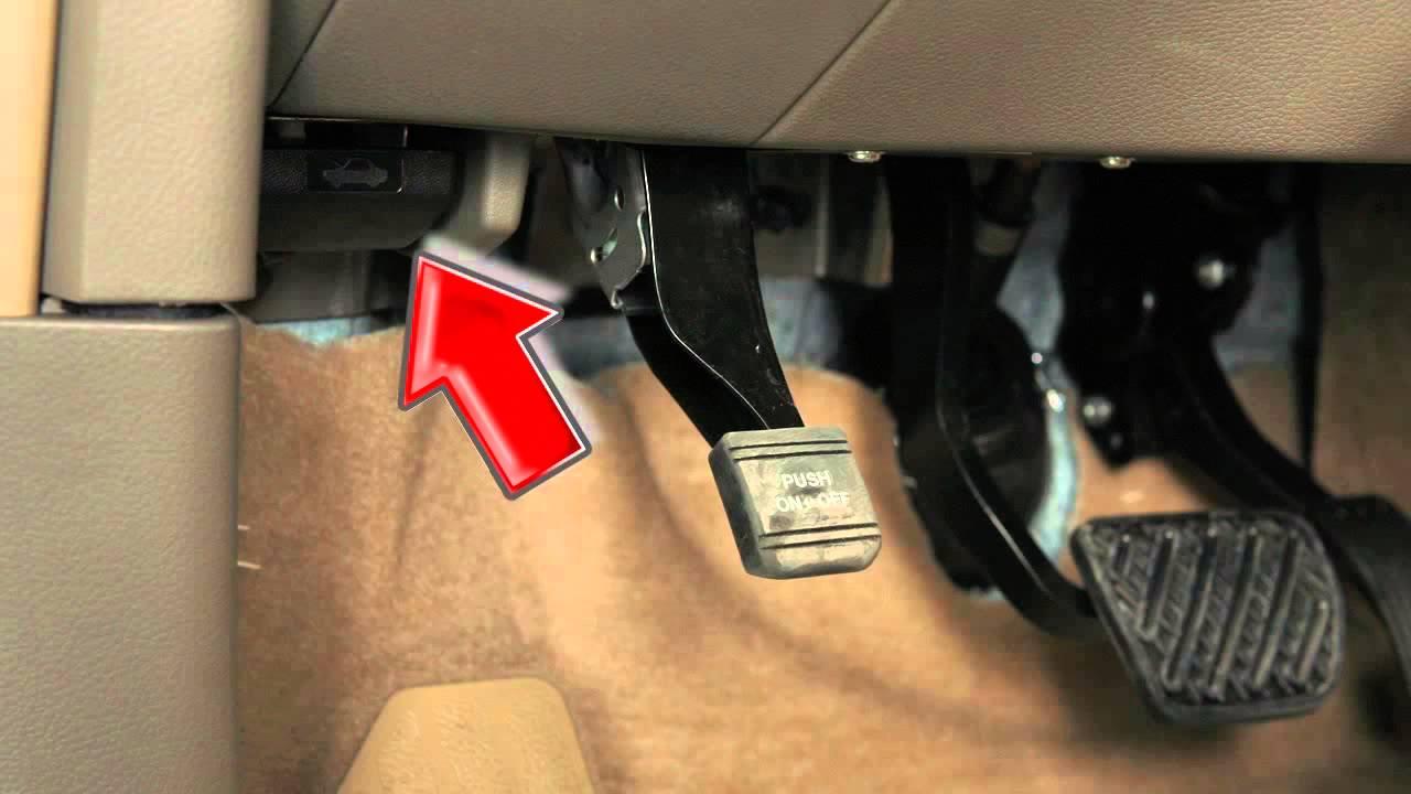 2013 Nissan Murano Hood Release Youtube