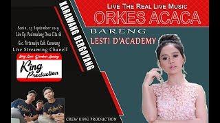 Live The Real Live Music Orkes Acaca Di Desa Citarik Tirtamulya Karawang Bagian Malam