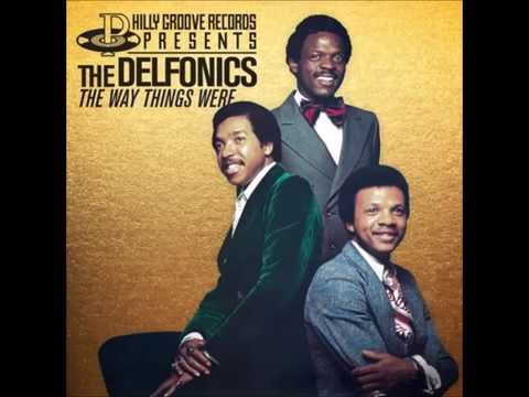 "Delfonics ~ "" I've Got Everything ""  ❤️♫"