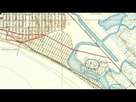 Long Beach Streetcar: Section Four Flyover [Naples/Marina]
