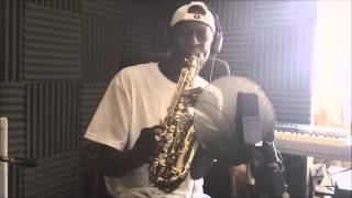 You and I (Nobody In The world) by John Legend - Soprano Saxophone Instrumental by Alvin Davis