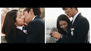 Park Shinhye & Lee Minho | Funny cute Moments ♥
