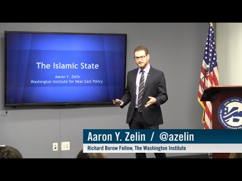 The Islamic State:  A Video Introduction with Aaron Zelin