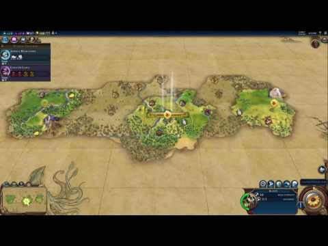 Civilization 6 Early Access Day 4: Kongo Part 1