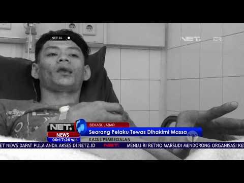 Kakak Beradik Jadi Korban Kasus Begal Geng Motor Di Bekasi - NET 24 Mp3