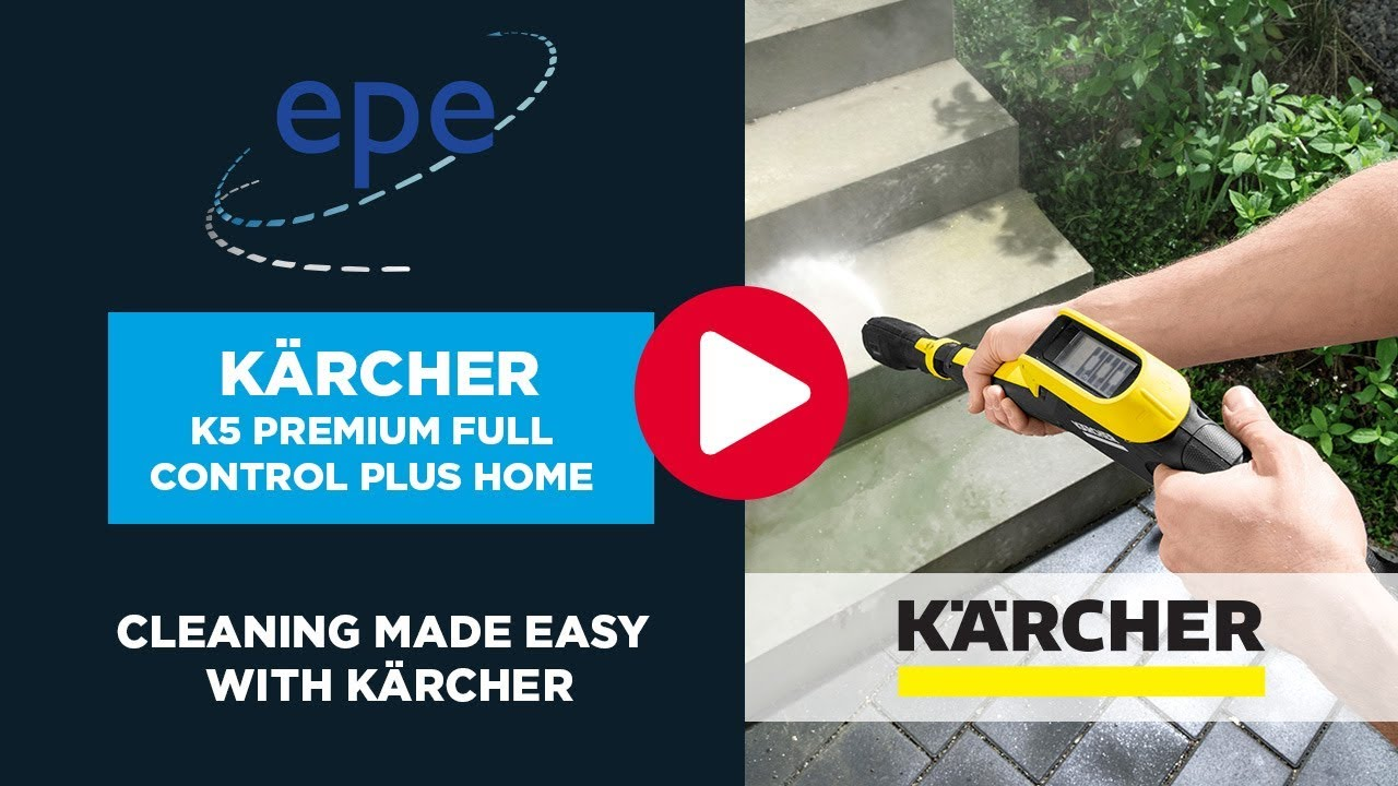 karcher k5 premium full control plus home epe. Black Bedroom Furniture Sets. Home Design Ideas