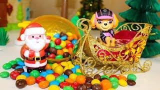 Мультики для детей Игрушки Щенячий патруль Герои в масках Подарок для Деда Мороза Мультфильмы 2017