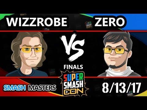 Smash Con 2017 Smash Masters - Frys | Wizzrobe vs TSM | Zero - Finals