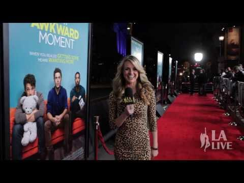 That Awkward Moment Los Angeles Premiere At Regal Cinemas L.A. LIVE