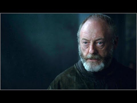 "Game of Thrones S7E3 - Davos speech ""Doesn't matter whose skeleton sits on the Iron Throne."""