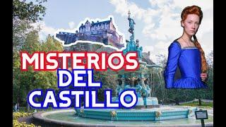 8 CURIOSIDADES HISTÓRICAS del CASTILLO de EDIMBURGO