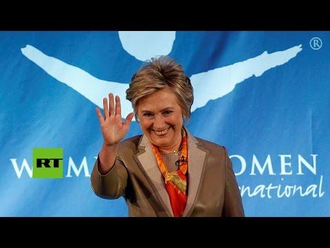 Hillary Clinton lanza una nueva organización política