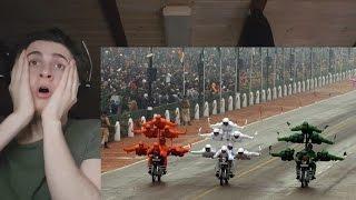 Republic Day Parade 2017 India Army Highlights Reaction