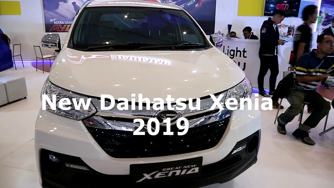great new xenia 2019
