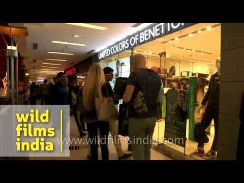 2a7a847b United Colors of Benetton and Homestop stores in New Delhi, India - YouTube