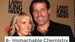 9 Reasons Tony Married Sage Robbins