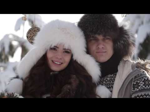 Свадьба зимой. Видеосъемка,  Wedding video
