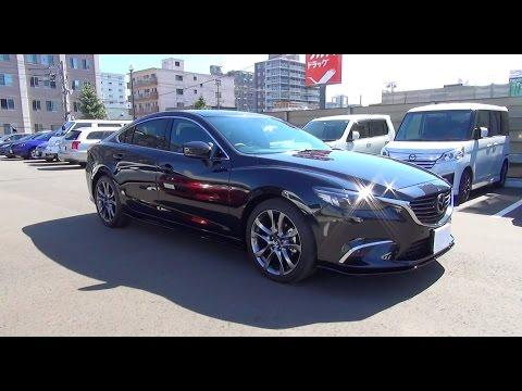 2016/2017 New MAZDA ATENZA (Mazda6) 4WD Diesel - Exterior & Interior