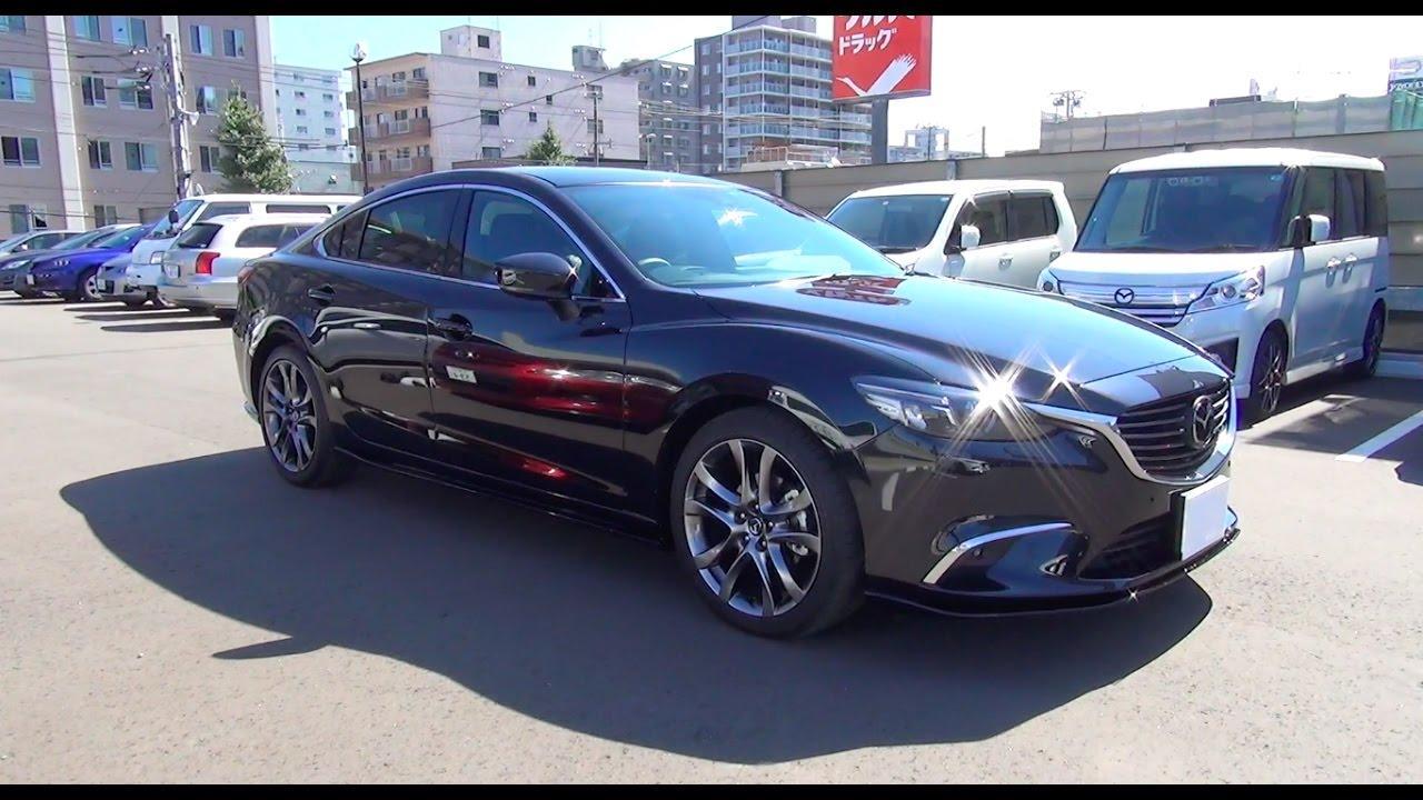 2016 2017 New Mazda Atenza Mazda6 4wd Diesel Exterior Interior Youtube