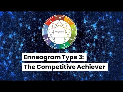 enneagram-type-3:-the-competitive-achiever