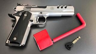 [464] LPL Project: The Best Gun Lock Ever?