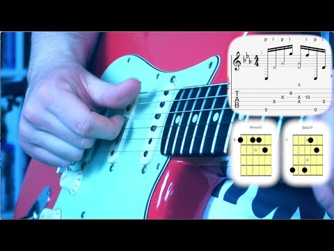 The 'Correct' Way To Play Neon By John Mayer