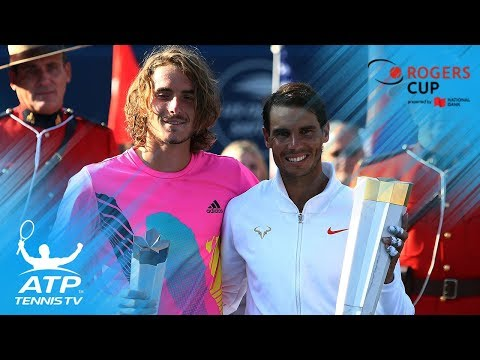 Nadal beats Tsitsipas to win 80th ATP title in Toronto! | Rogers Cup 2018 Final Highlights