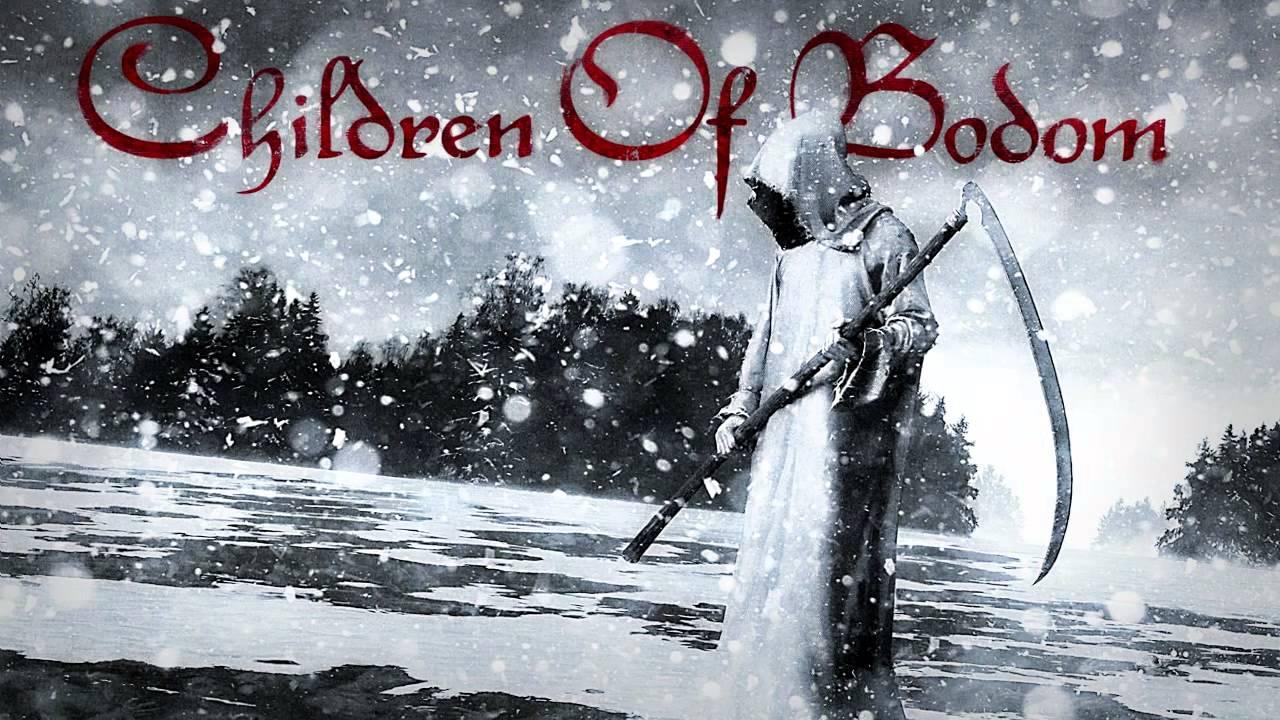 Children Of Men Wallpaper: Children Of Bodom -- Dead Man's Hand On You [Lyrics Video