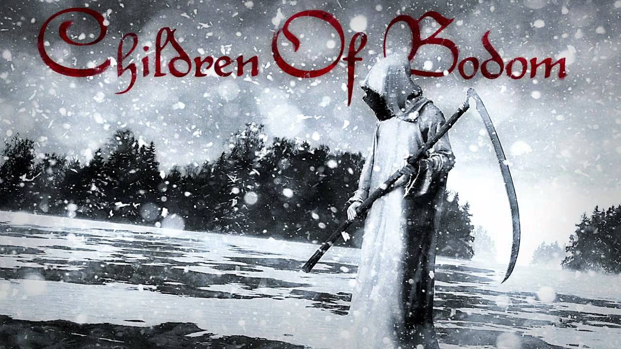 Children Of Bodom -- Dead Man's Hand On You [Lyrics Video