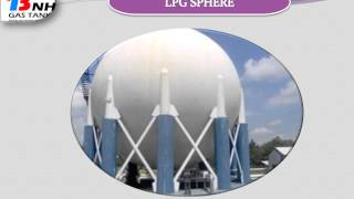 Cheap Bulk Liquefied Petroleum Gas Tank