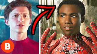 Spider-Man: Far From Home Heroes And Villains Confirmed