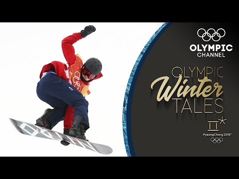 Jamie Nicholls gives you full access to the Snowboard events at  PyeongChang 2018 | Winter Tales