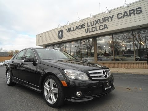 2010-mercedes-benz-c300-[4matic]-in-review---village-luxury-cars-toronto