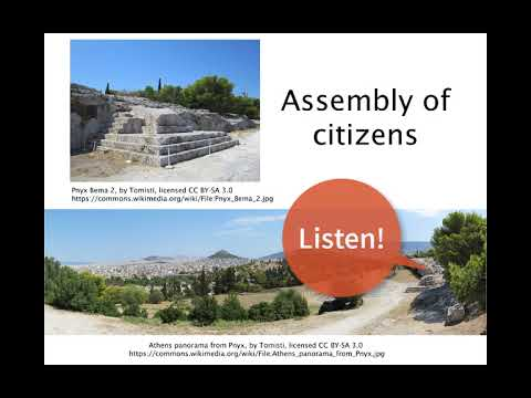 Historical background for Socrates and Plato (Video 1)
