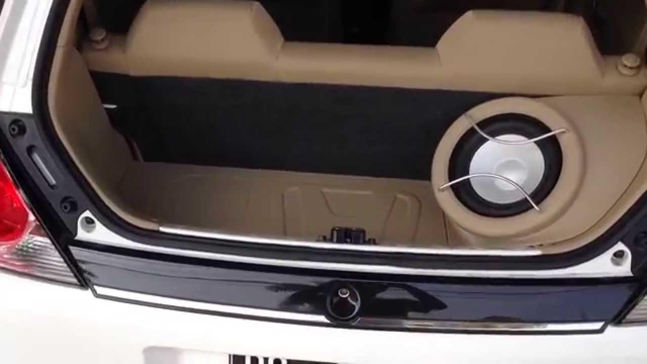 Audio Mobil Honda Brio Fa Focal Scan Speak Alpine
