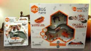 Hexbug Nano Construct Habitat System - Overview & Playground Buying Advice For Collectors