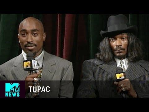 Tupac & Snoop Dogg on Biggie & Puff Daddy (1996 VMAs)   MTV News