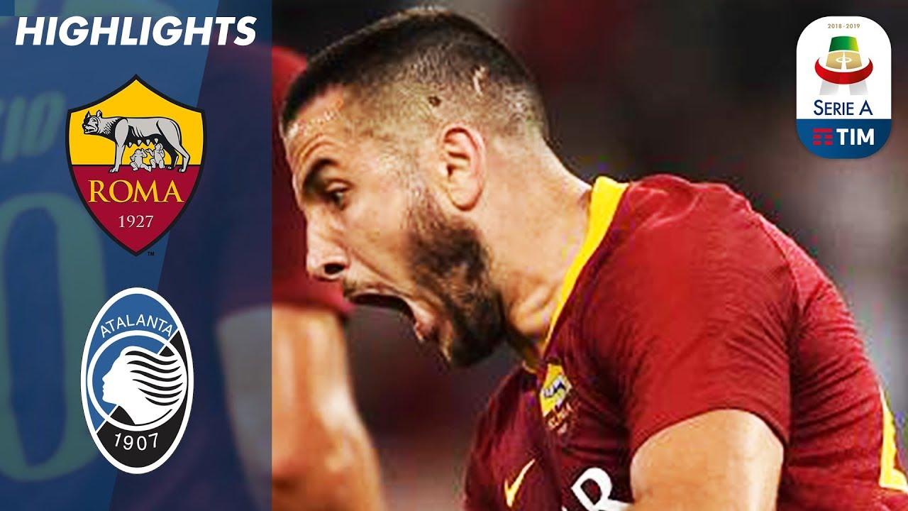 Download Roma 3-3 Atalanta   Roma rimonta in ripresa, 6 goals da brivido   Serie A