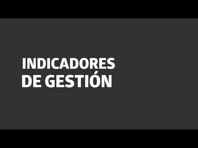 Indicadores de Gestión   UTEL Universidad