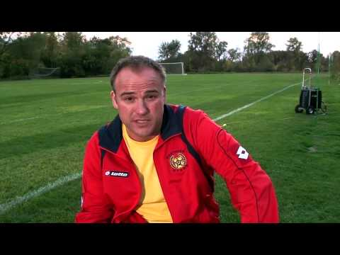 Wizards of Waverly Place  David DeLuise Golden Shoes Soccer Movie