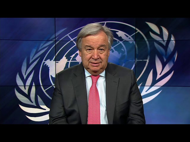 Message from UN Secretary General António Guterres on Bangladesh fulfilling LDC Graduation criteria