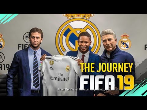 REAL MADRID NOS CONTRATOU! - FIFA 19 - The Journey #05 thumbnail