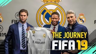 REAL MADRID NOS CONTRATOU! - FIFA 19 - The Journey #05
