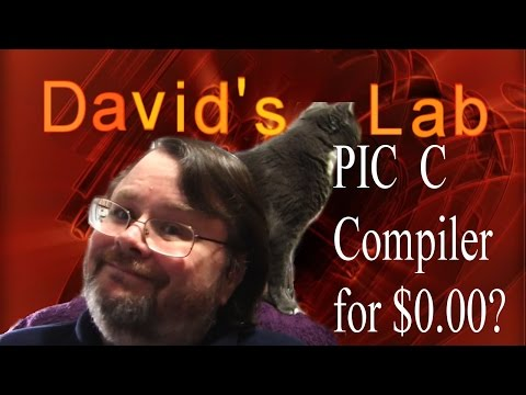 David's Lab: Moving From PIC Assembly To C For Free!