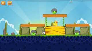 Angry Birds Huge - BIG BOMBER BIRDS HIT 100 HUGE BAD PIGS
