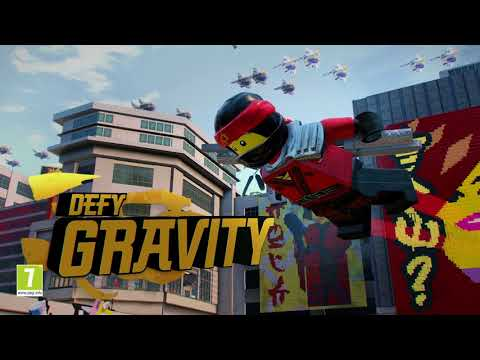 The LEGO® NINJAGO™ Movie Video Game Gets Ninja-gility Trailer