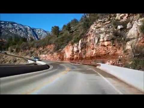 Sedona Arizona Scenic Route 89A