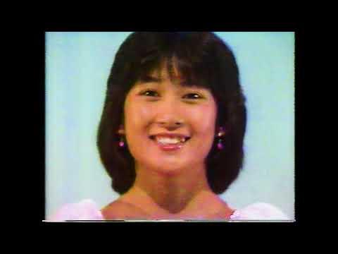 일본인가수 Yuko Kimoto (木元ゆうこ) - Cherry Garden ( チェリーガーデン) 1983/07/02